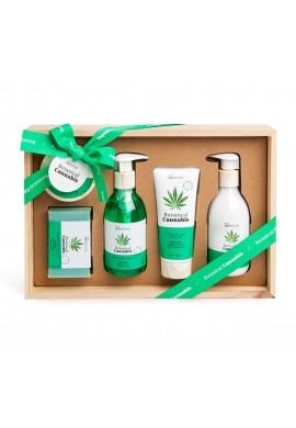 IDC Coffret Botanical Cannabis 5 Pcs