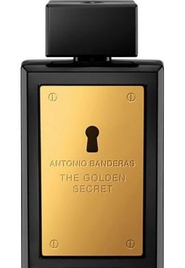 ANTONIOBANDERAS The Golden Secret eau de toilette