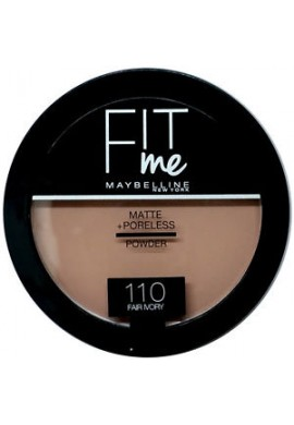 Maybelline Poudre Compact Matte FIT me