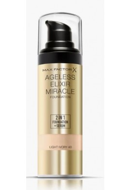 Ageless Elixir Foundation & Serum