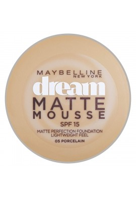 Maybelline Dream Mat Mousse SPF18