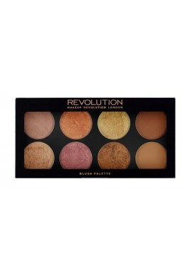 Revolution Blush Palette Golden Sugar