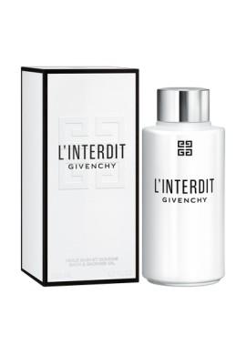 Givenchy L'INTERDIT Huile Bain et Douche