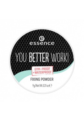 "Eeesnce Poudre Fixante ""You Better Work"" WP"