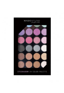 IDC Eyeshadow palette 24 couleurs